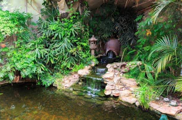 How to Build a Small & Simple Waterfall With Stone?