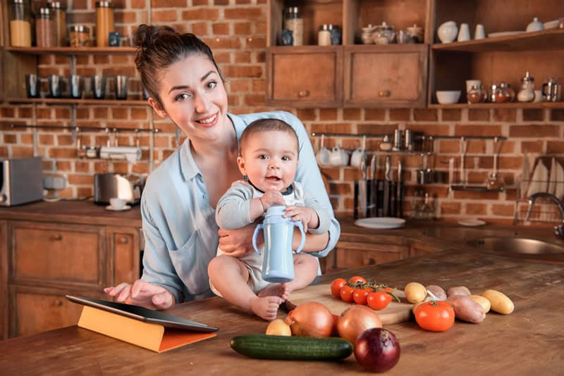 Cooking With Toddlers: What You Can Cook and What You Can't?