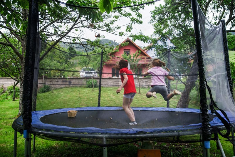 7 Reasons Why You Should Have A Trampoline At Home
