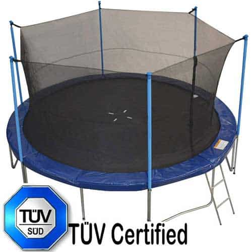 Zupapa TUV Approved 14FT Trampoline