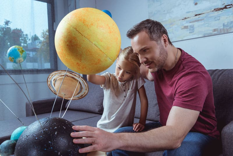 Solar System For Kids: A Complete Beginners Guide For Your Little Ones