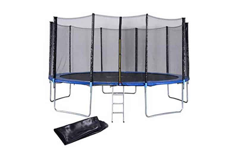 Giantex Trampoline Reviews: Should You Buy?