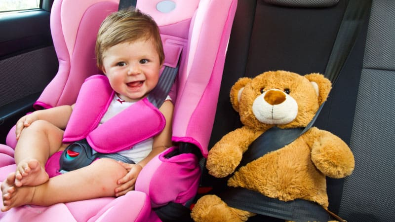 Best Car Seat For 4-Year-Old: Expert Reviews of 2020