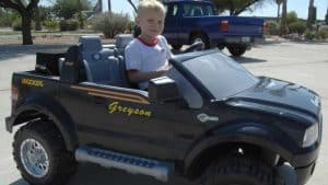 Power Wheels Safety