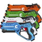 Best Choice Products Kids Interactive Infrared Blaster Tag Set