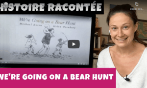 We're going on a bear hunt: read by Claire Teyras (Montessori Educator) – 2020